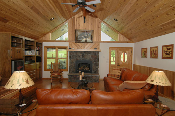 G hatch restorations cape cod general contractor and home for Vaulted ceiling great room